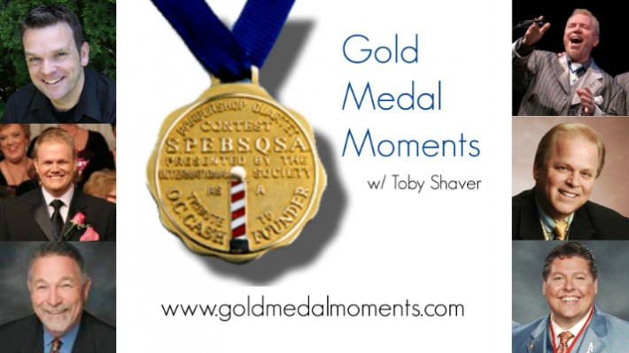 Gold Medal moments!