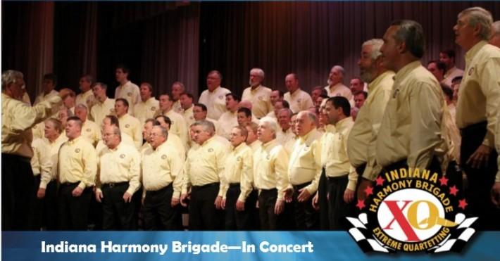 Indiana Harmony Brigade Show 2014