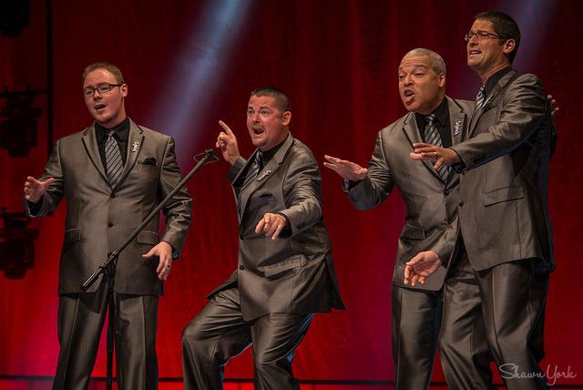 Barbershop Quartet Champions Barbershop Quartet Contest